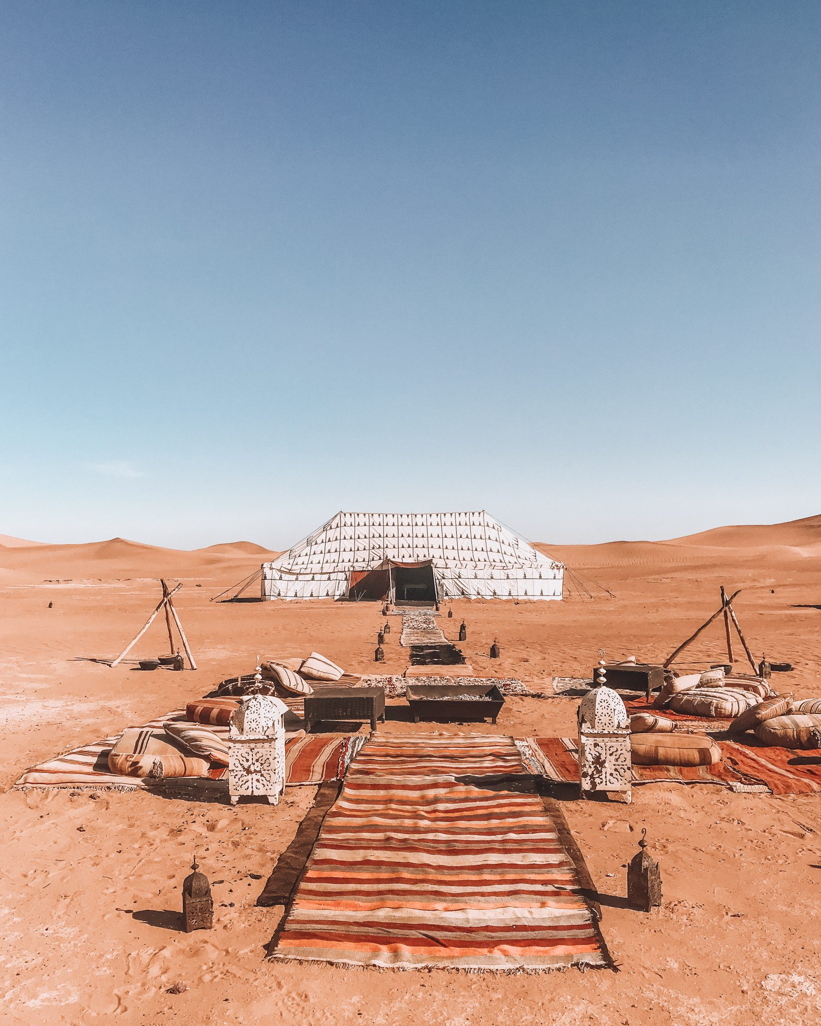 Morocco Sahara Glamping