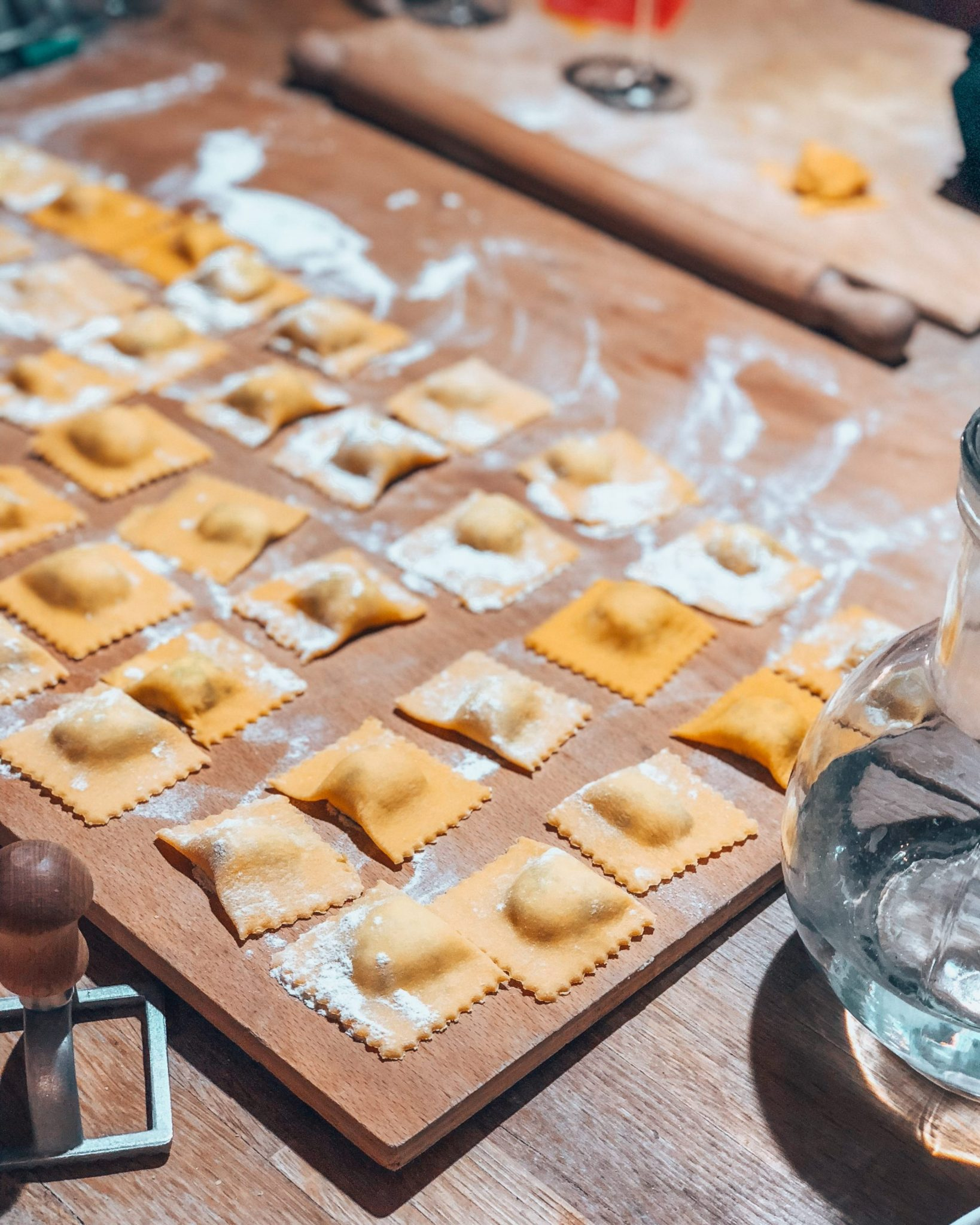 pasta making classes in Italy