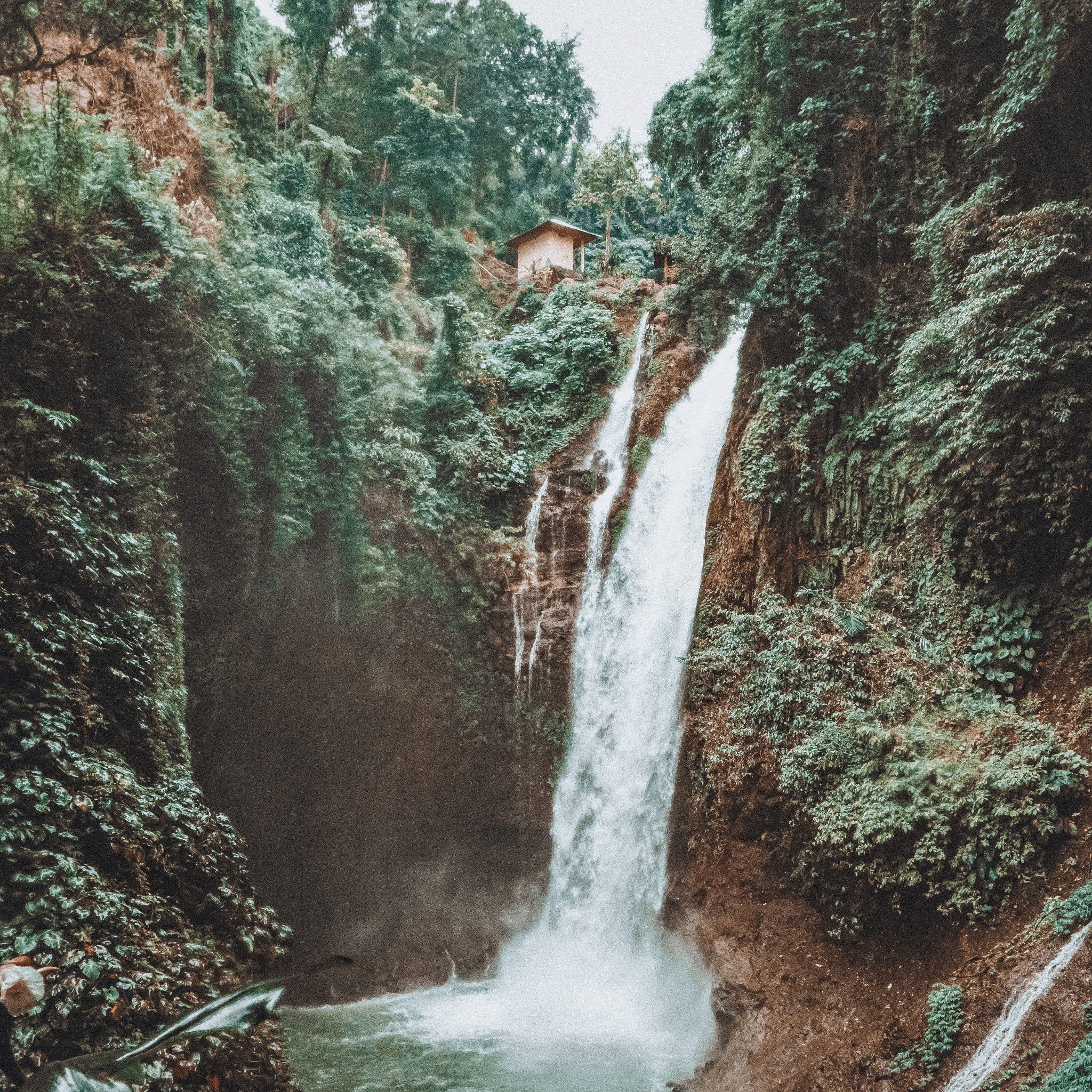 waterfalls in North Bali