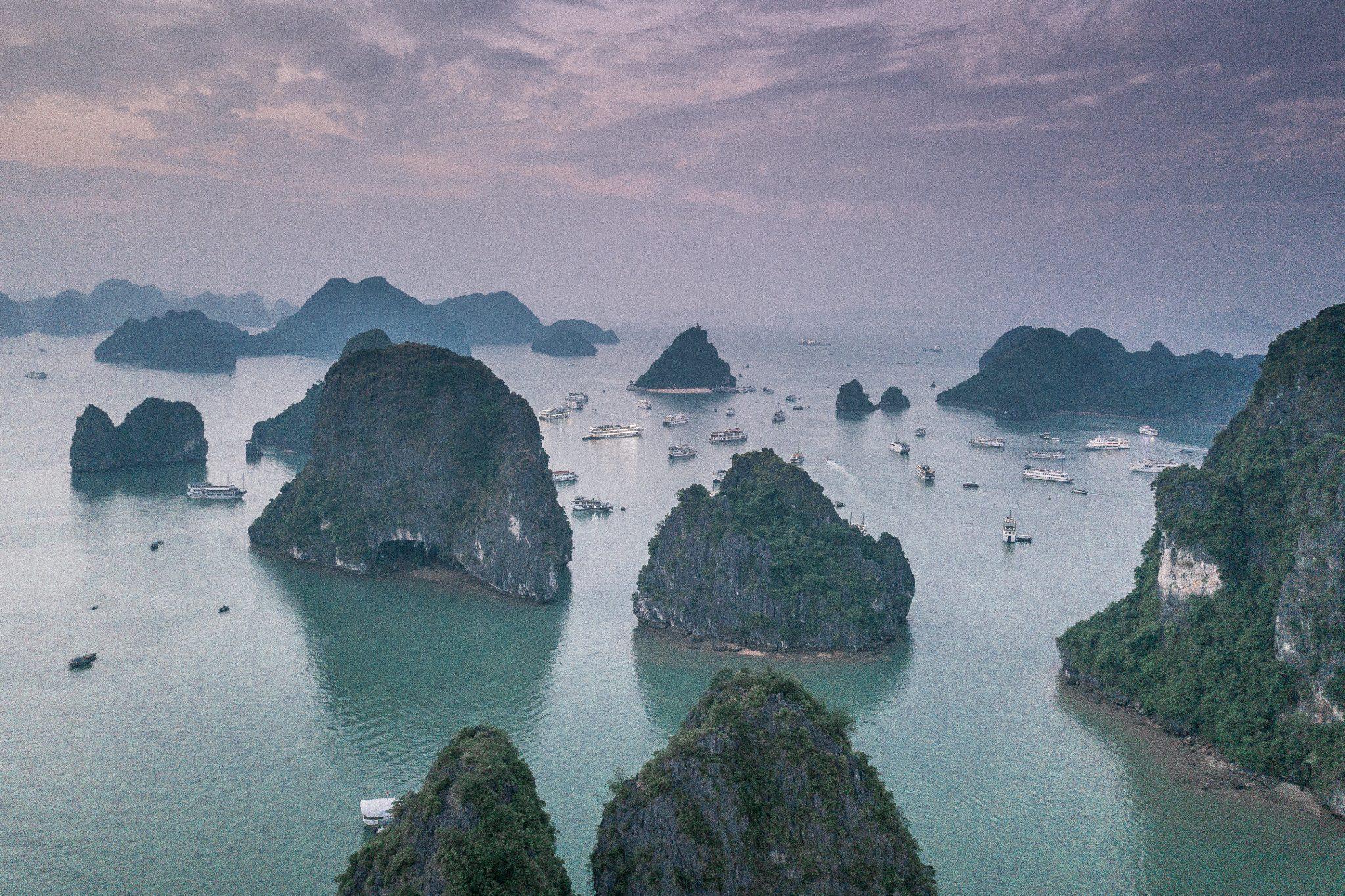 Halong Bay Cruise Guide