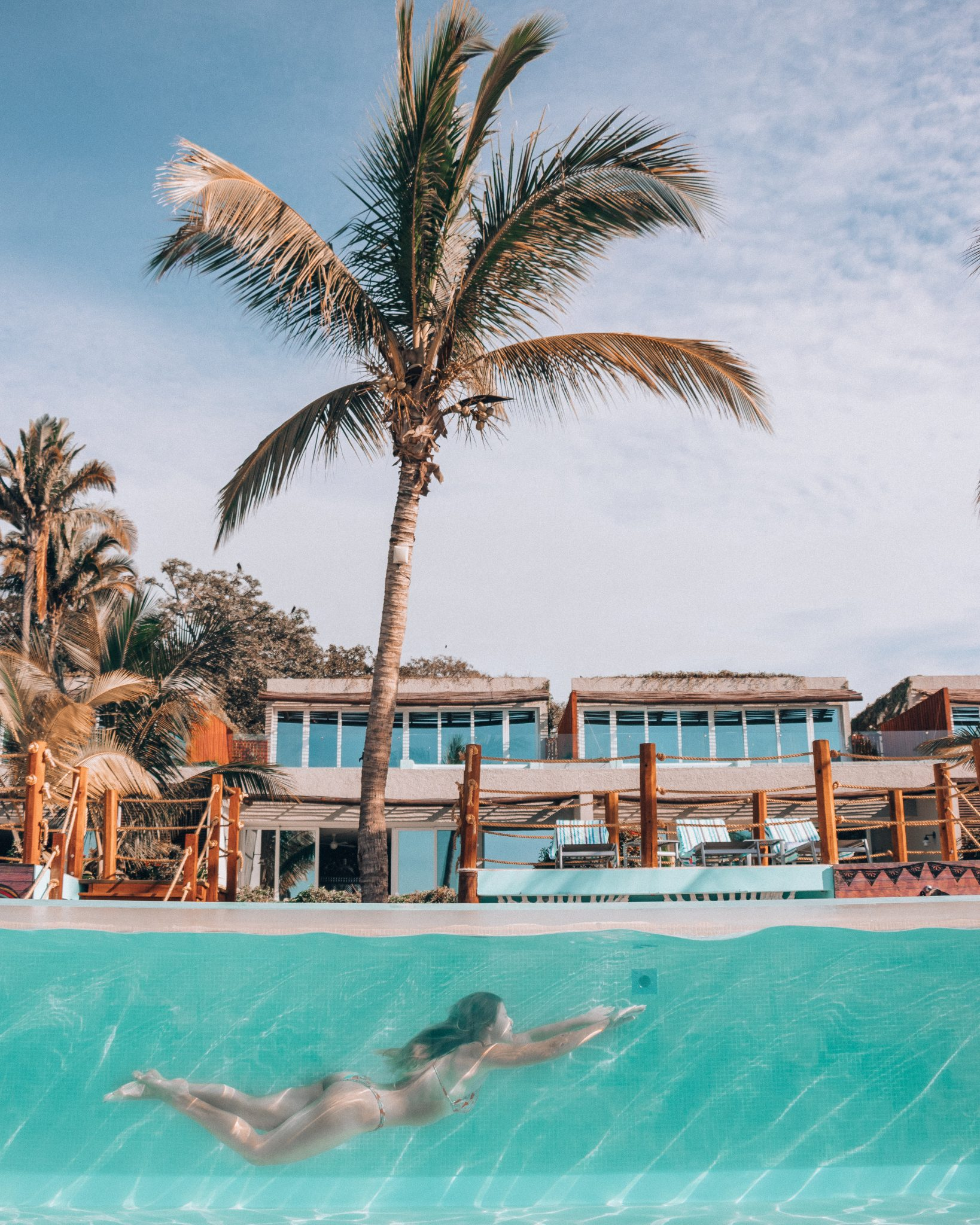 Luxury hotel Punta de Mita