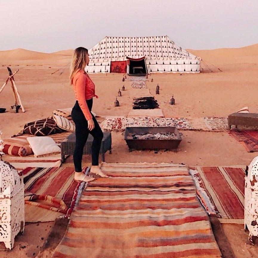Morocco Desert Luxury Camp