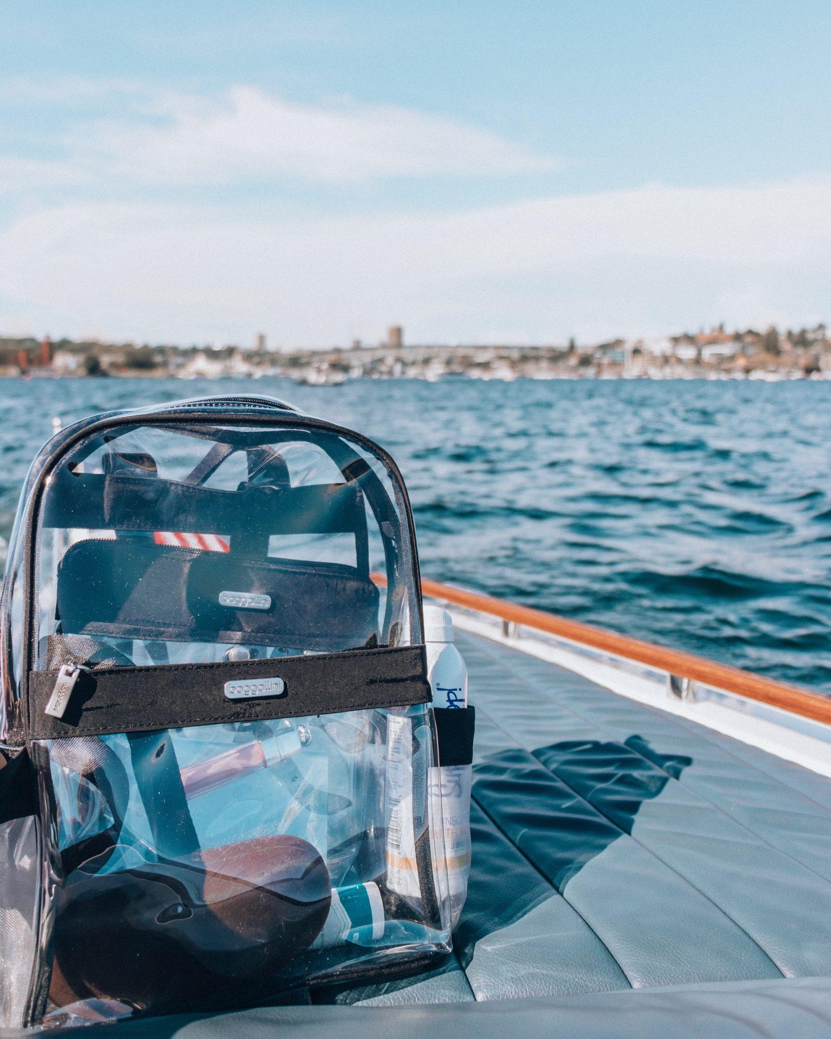 best bag for boating