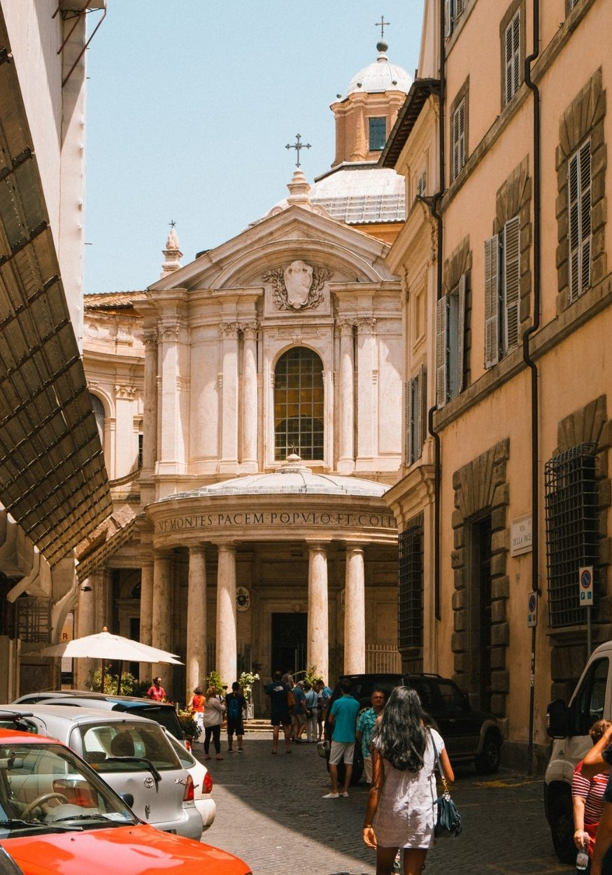 non-touristy things to do in Rome